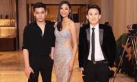 Top 5 Hoa hậu Hoàn Vũ Việt Nam Đào Thị Hà lại toả sáng ở họp báo Hoa hậu Doanh nhân Việt Nam Quốc tế 2020