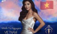 Minh Tú bức xúc vì bị bêu xấu trên fanpage Hoa hậu Siêu quốc gia