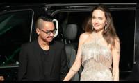 Con trai nuôi của Angelina Jolie có hình xăm đầu tiên
