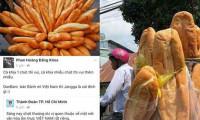 Bức xúc bị người Hàn Quốc chê: Giới trẻ 'bắt trend' chia sẻ hình ảnh bánh mì