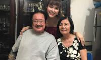 Phi Thanh Vân hỗ trợ vợ Chánh Tín chữa bệnh mắt