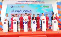 Chính thức khởi công Trường Song ngữ Quốc tế Học viện Anh Quốc tại Đà Nẵng