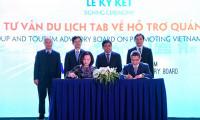 Visa và Hội đồng Tư vấn Du lịch hợp tác đẩy mạnh thu hút khách du lịch quốc tế đến Việt Nam