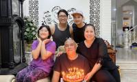 Hồng Vân và Lê Tuấn Anh kỷ niệm 20 năm ngày cưới