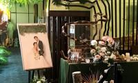 Hình ảnh đầu tiên tại lễ cưới Cường Đô La, Đàm Thu Trang