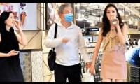 Á hậu Hong Kong ly dị sau 8 tháng cưới tỷ phú đáng tuổi bố