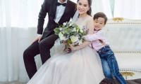 Hứa Minh Đạt nói lời yêu Lâm Vỹ Dạ vào dịp kỷ niệm 9 năm ngày cưới