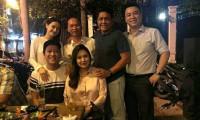 Trường Giang, Nhã Phương tình cảm đi ăn cùng Thanh Thúy, Đức Thịnh