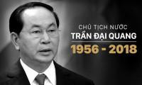 Lễ quốc tang Chủ tịch nước được tổ chức như thế nào?