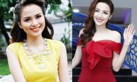 Diễm Hương và các sao Việt gây bàn tán vì gương mặt ngày càng lạ lẫm